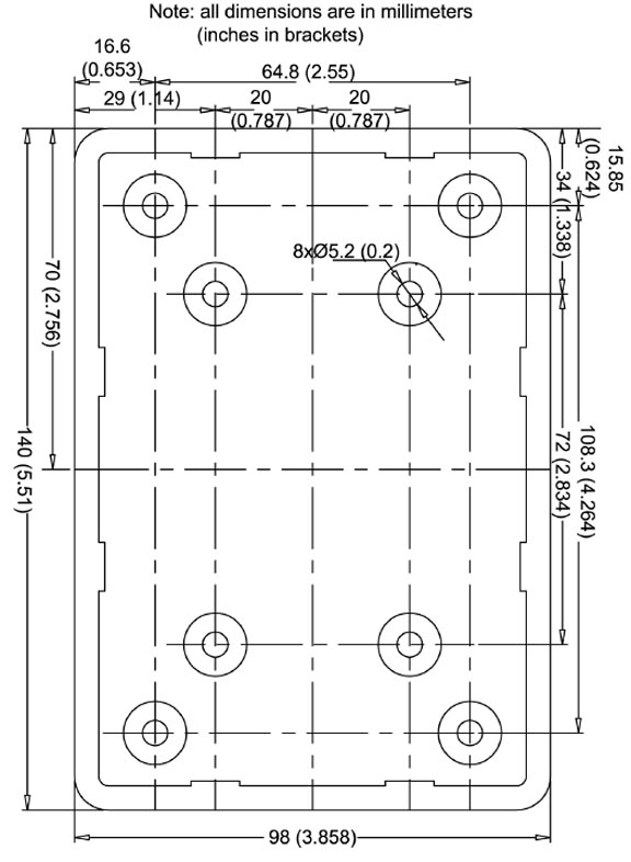 kannad 406 mounting holes kannad 406mhz elt in a socata tb20gt elect wiring diagram at mifinder.co