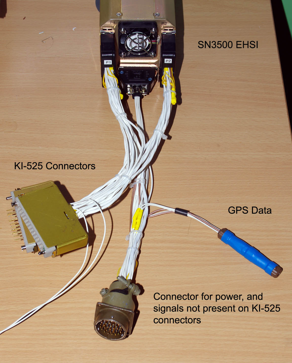 Sandel Sn3500 Ehsi Installation In A Socata Tb20gt Aircraft Wiring Standards